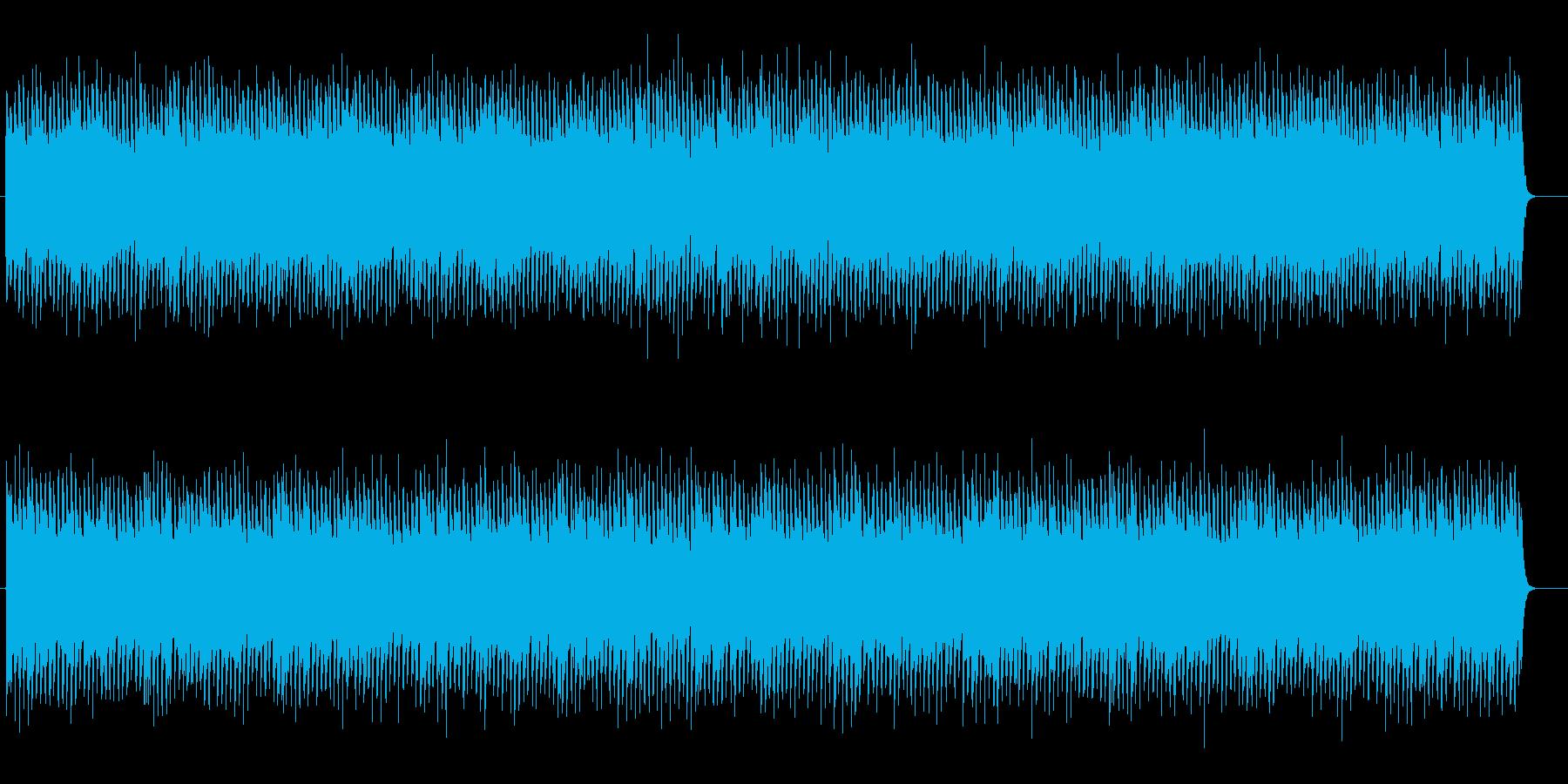 ストリングスによる壮大なポップスの再生済みの波形
