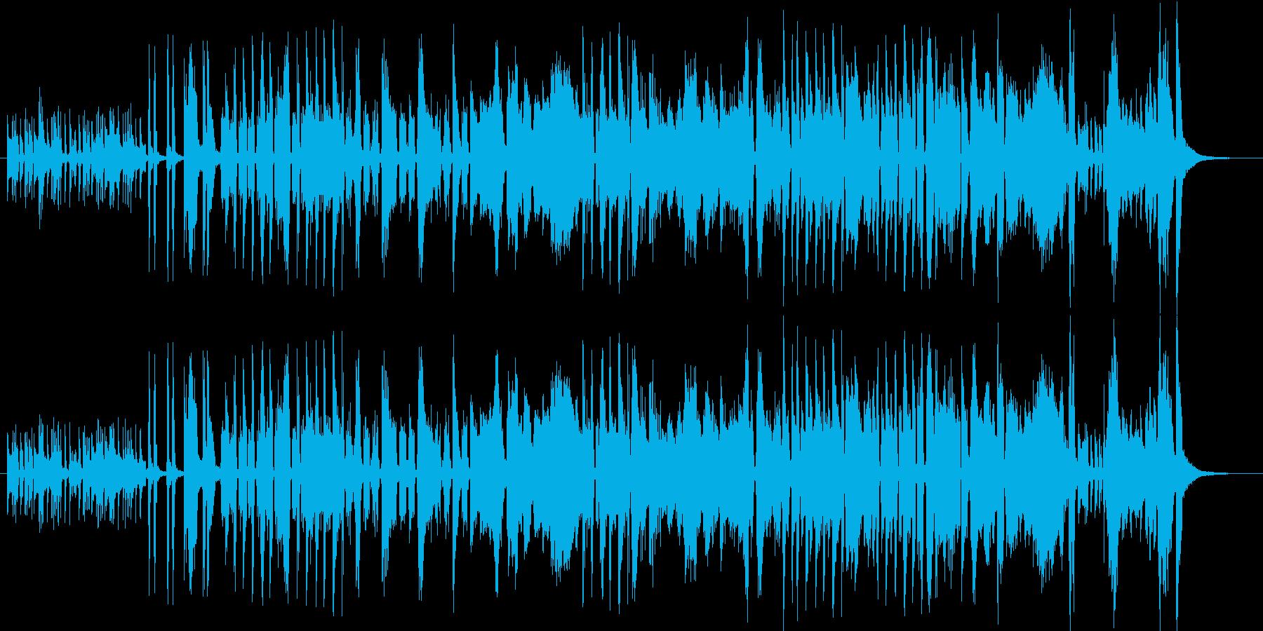 ヤンキー・ドゥーディ・ダンディ、漫...の再生済みの波形