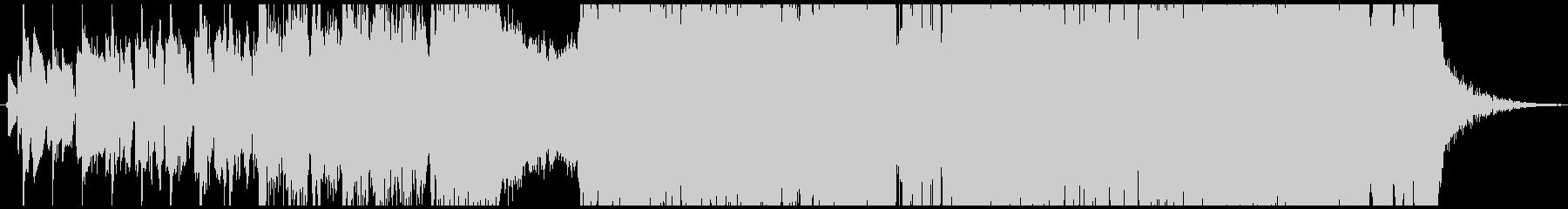 メタル インディーズ ロック ポッ...の未再生の波形