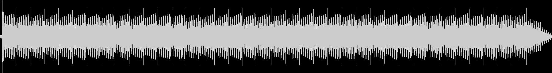 トーンリングバードループの未再生の波形