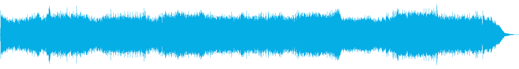 Cyber War's reproduced waveform