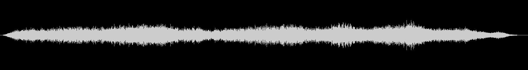 ドローンサスペンスロングベルライクパッドの未再生の波形