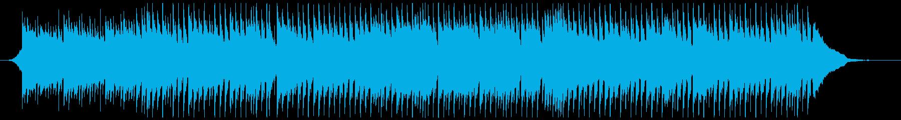 ベル キラキラ EDM TIKTOKの再生済みの波形