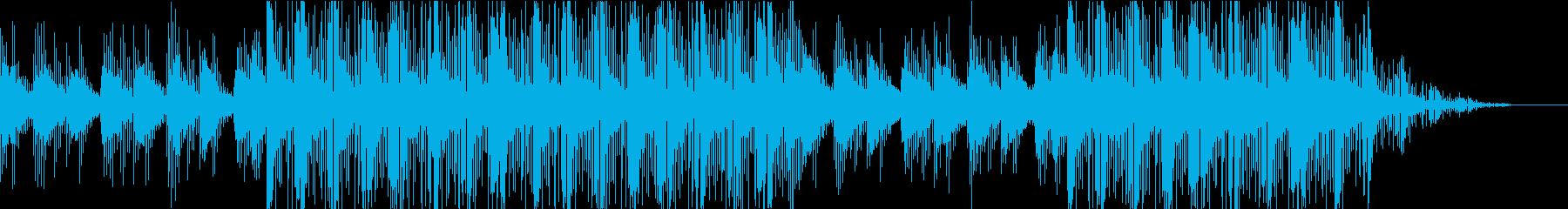 妖しく儚いチルウェイブの再生済みの波形