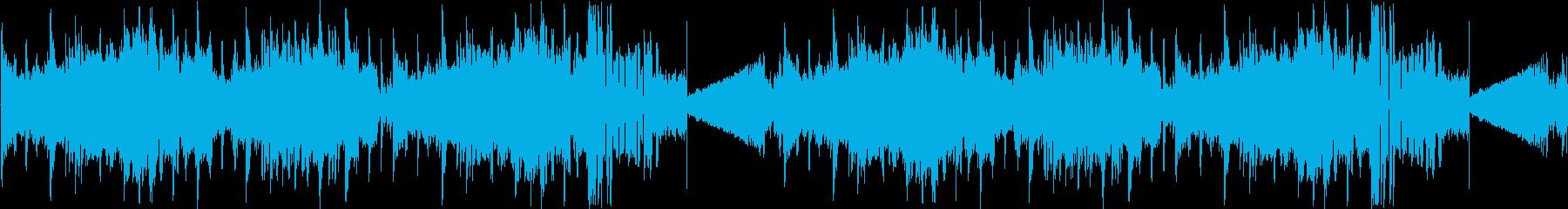 【ラウンジJAZZ/チルアウト】の再生済みの波形