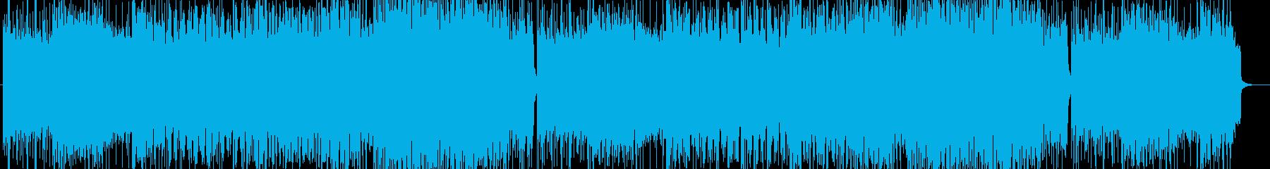 「HR/HM」「DARK」BGM82の再生済みの波形
