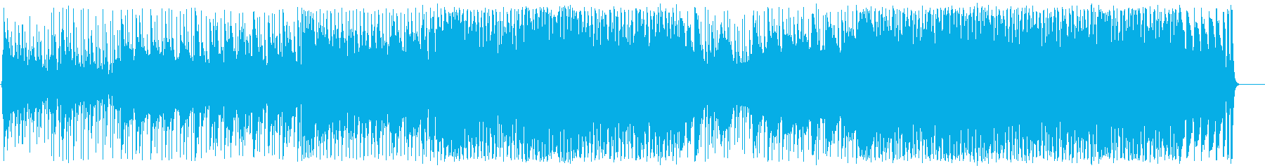 ライブ感。の再生済みの波形