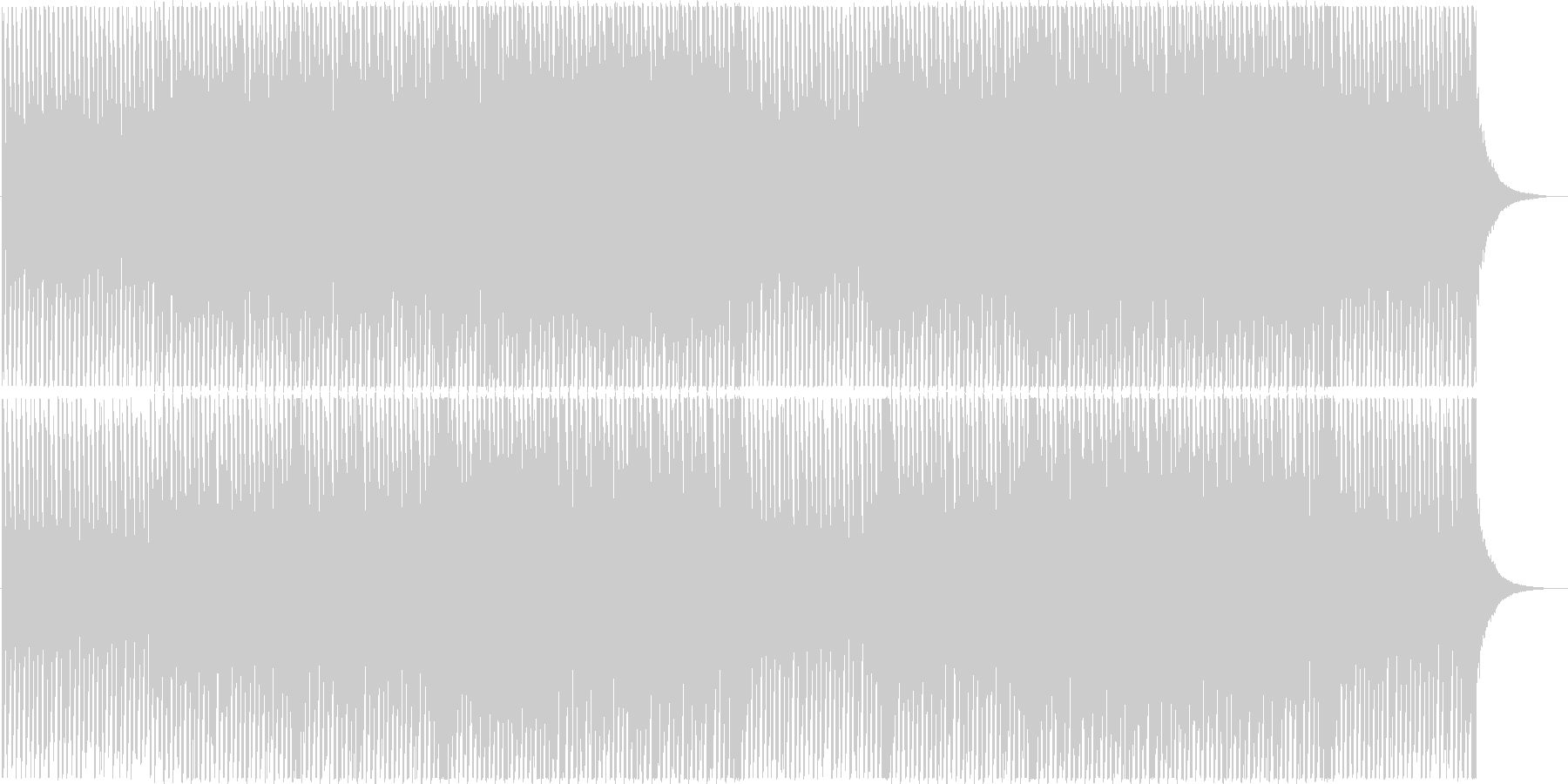Uplifting Corporate's unreproduced waveform