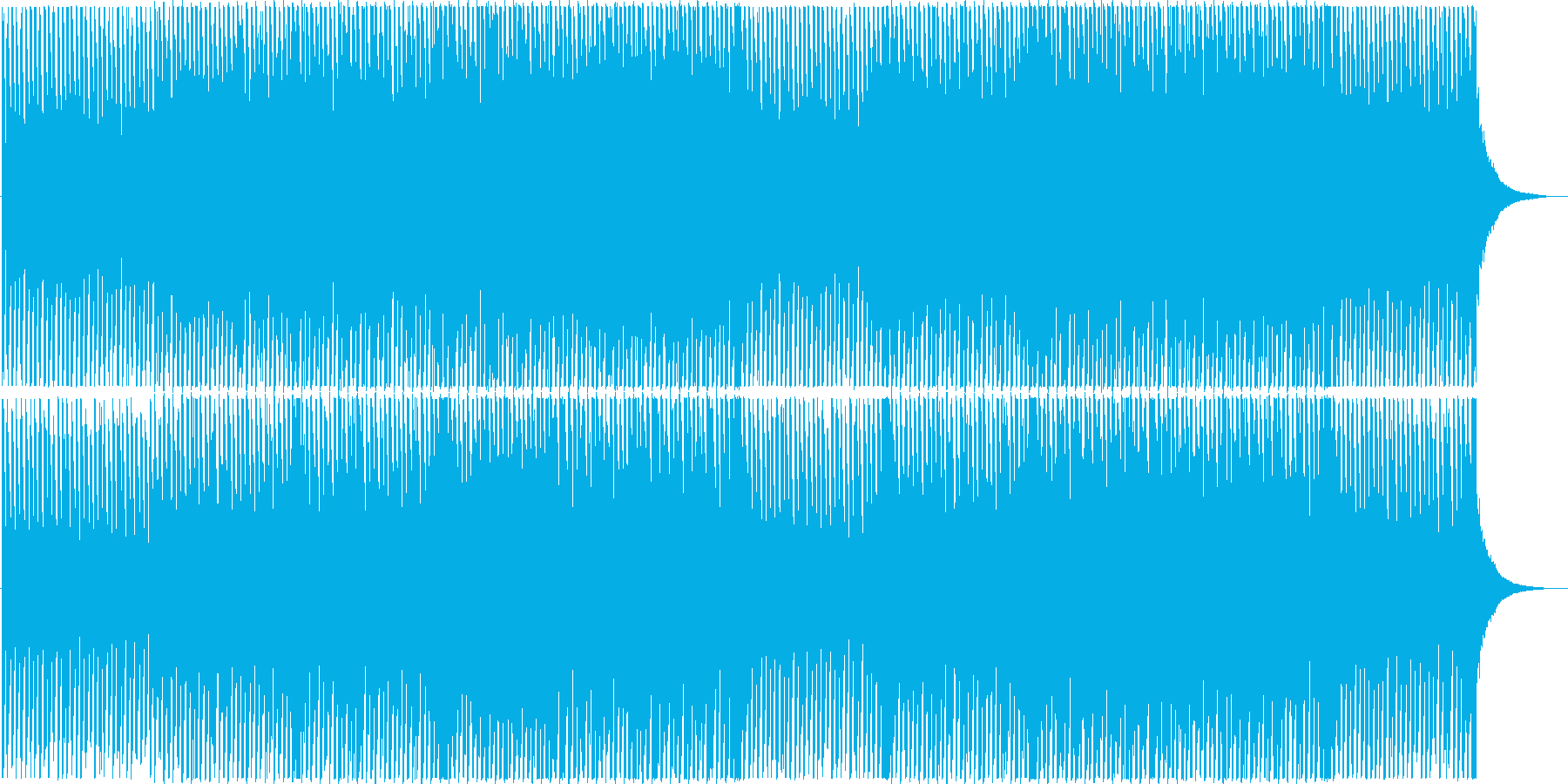 Uplifting Corporate's reproduced waveform