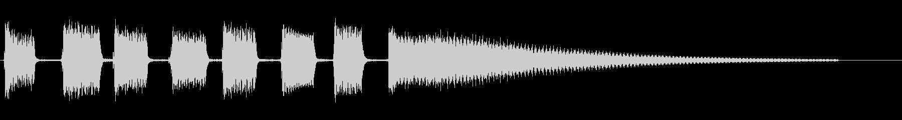 エレキギター:ツートーンアクセント...の未再生の波形