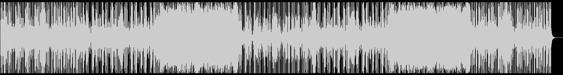 【メロ抜き】アップテンポな爽やかギターロの未再生の波形