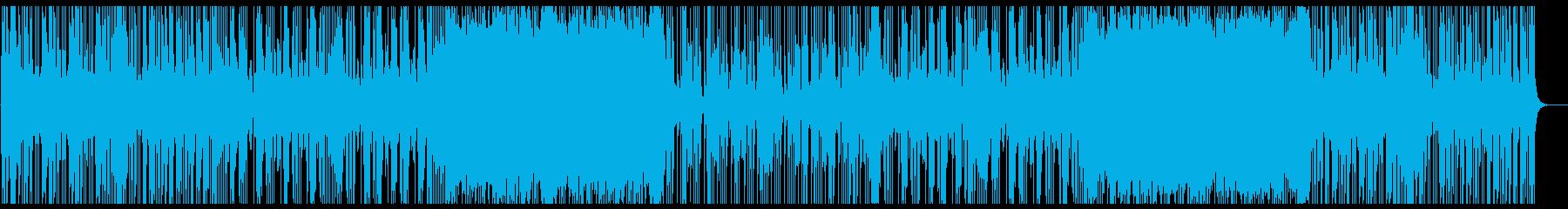 【メロ抜き】アップテンポな爽やかギターロの再生済みの波形