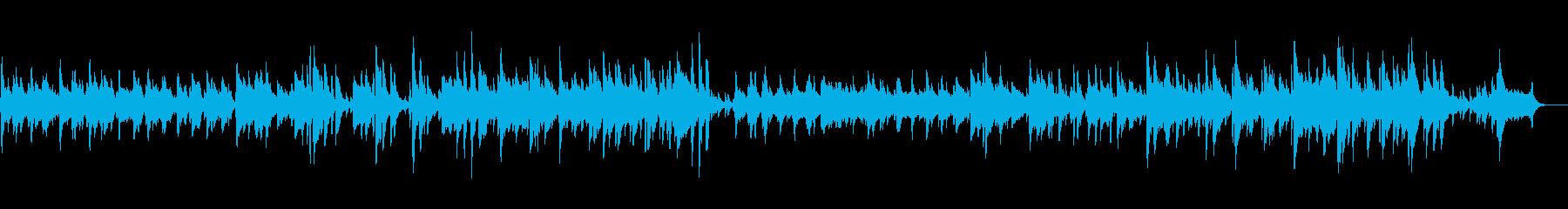 ジャズ 感情的 静か クール ハイ...の再生済みの波形