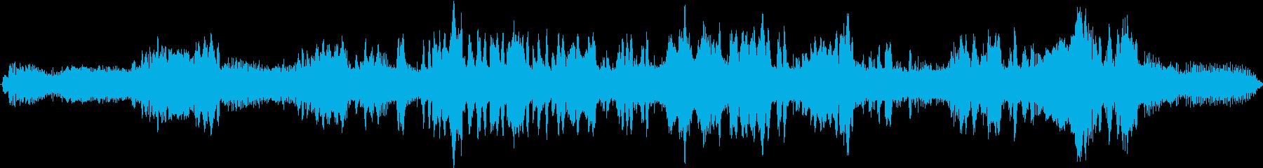 800 Ccスノーモービルレーサー...の再生済みの波形