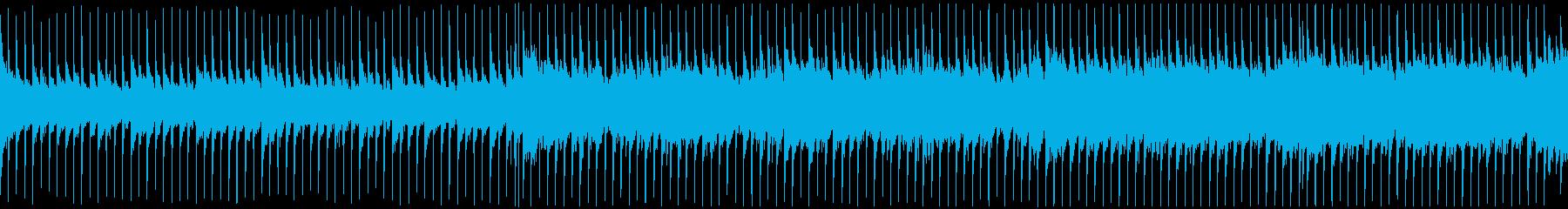 VP系14、高揚感と疾走感のあるロックCの再生済みの波形