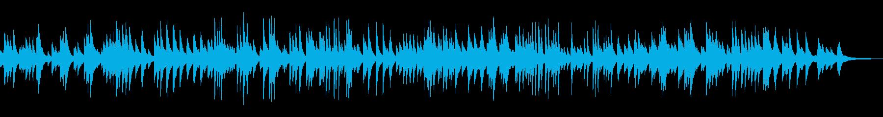 ジャズラウンジ風ピアノソロ/バラードの再生済みの波形