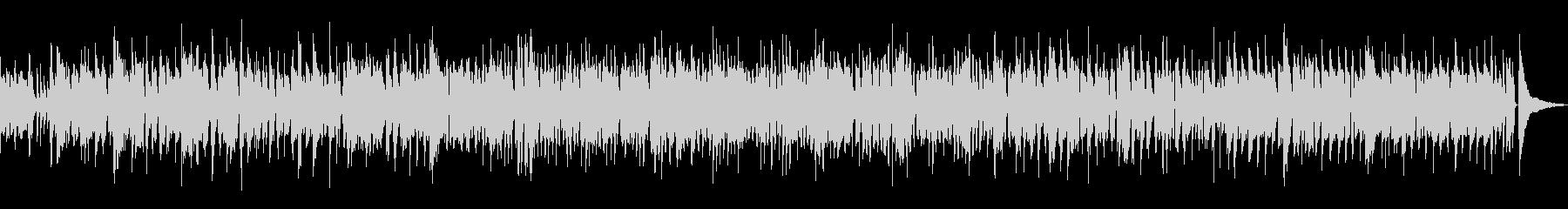 ジャズラウンジピアノトリオでスウィングの未再生の波形