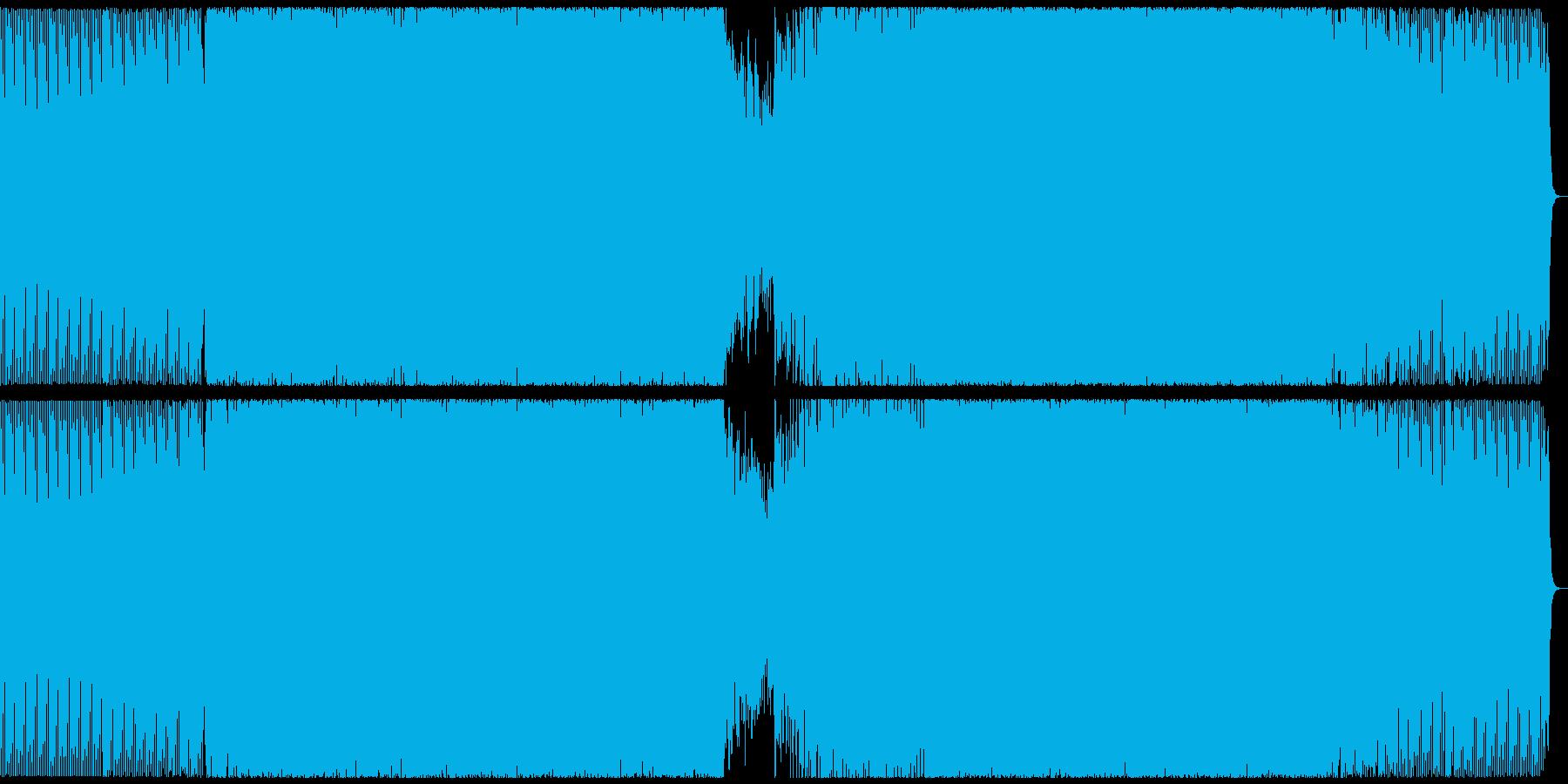 クラブ/プログレッシブハウス/ディープの再生済みの波形