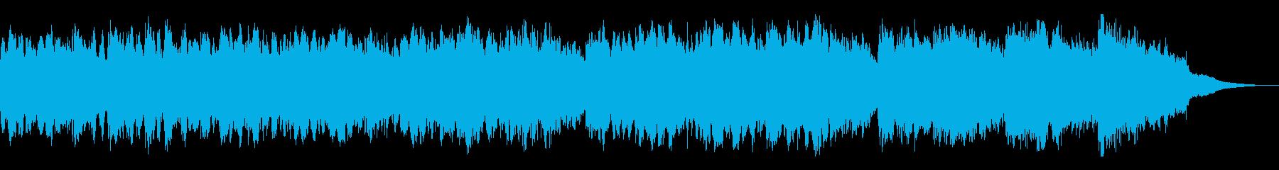 田舎町・ほのぼの系BGM  CM・動画の再生済みの波形