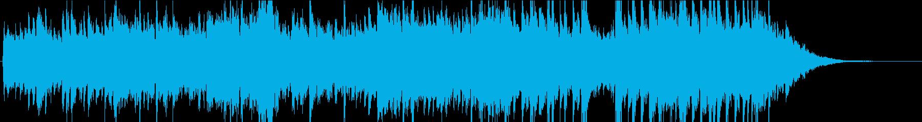 現代の交響曲 室内楽 新世紀交響楽...の再生済みの波形
