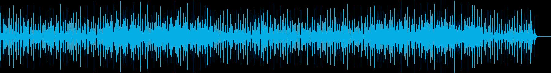 楽しい・明るい・オーケストラポップの再生済みの波形
