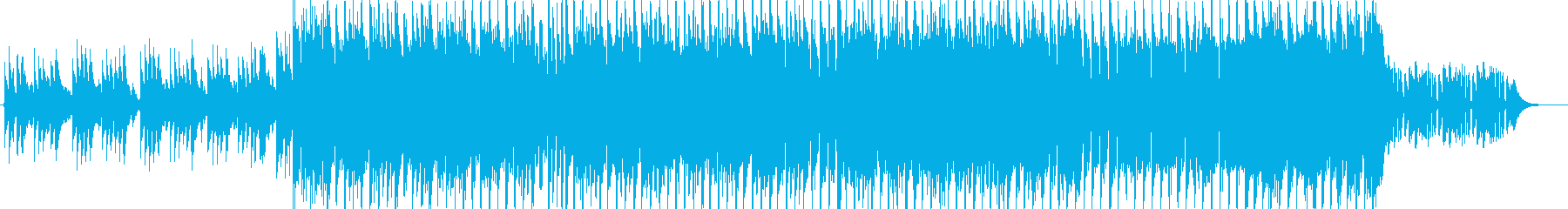 切なさ情緒を感じる琴の和風曲-短縮版の再生済みの波形