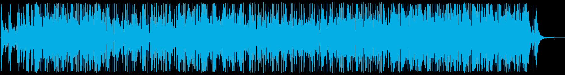 壮大でチカラ強く前向きなオーケストラの曲の再生済みの波形