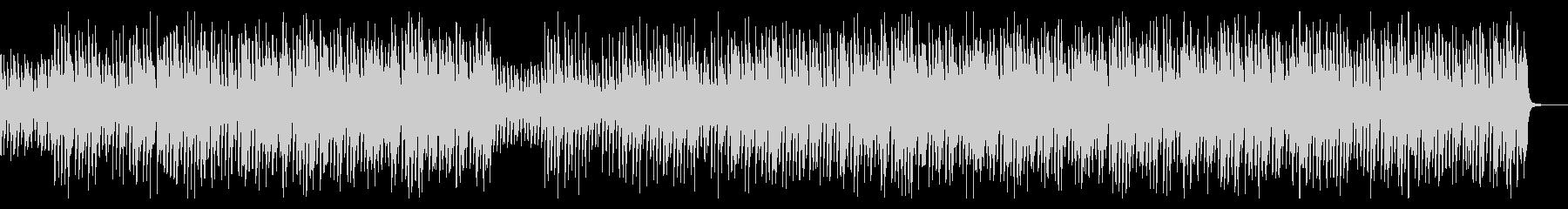 【ドラム抜き】陽気でノリの良いコンセプトの未再生の波形