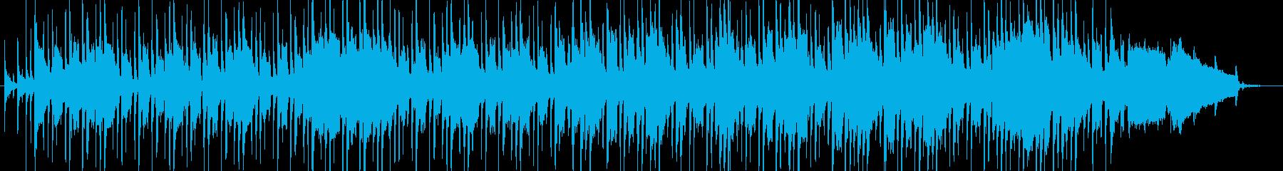 バサノバ ほのぼの 幸せ ゆっくり...の再生済みの波形