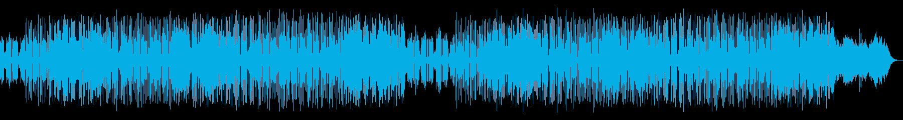 神秘的/SF/インディーポップの再生済みの波形