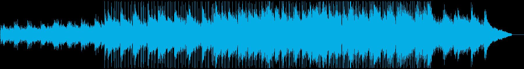 オーガニックでゆったりシティコーポレートの再生済みの波形