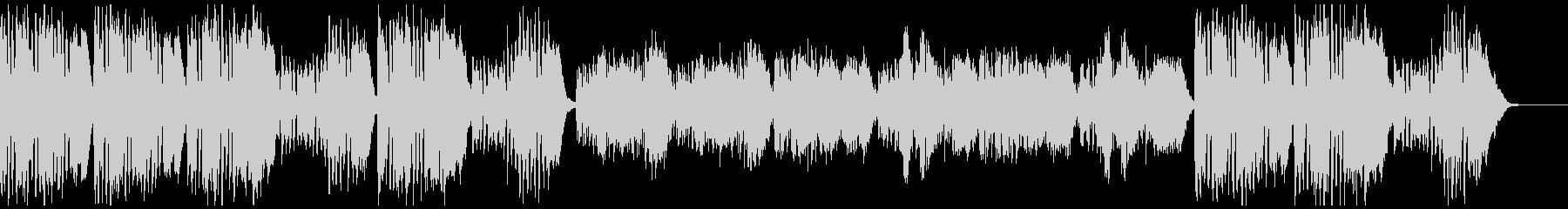 BWV1067/5『ポロネーズ』バッハの未再生の波形