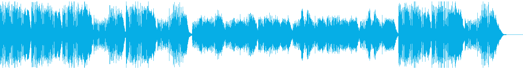 BWV1067/5『ポロネーズ』バッハの再生済みの波形