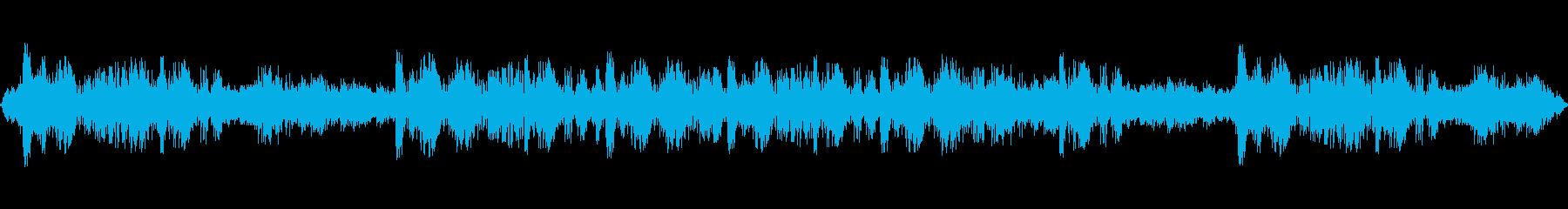 サンダークラックスアンドロールス、...の再生済みの波形