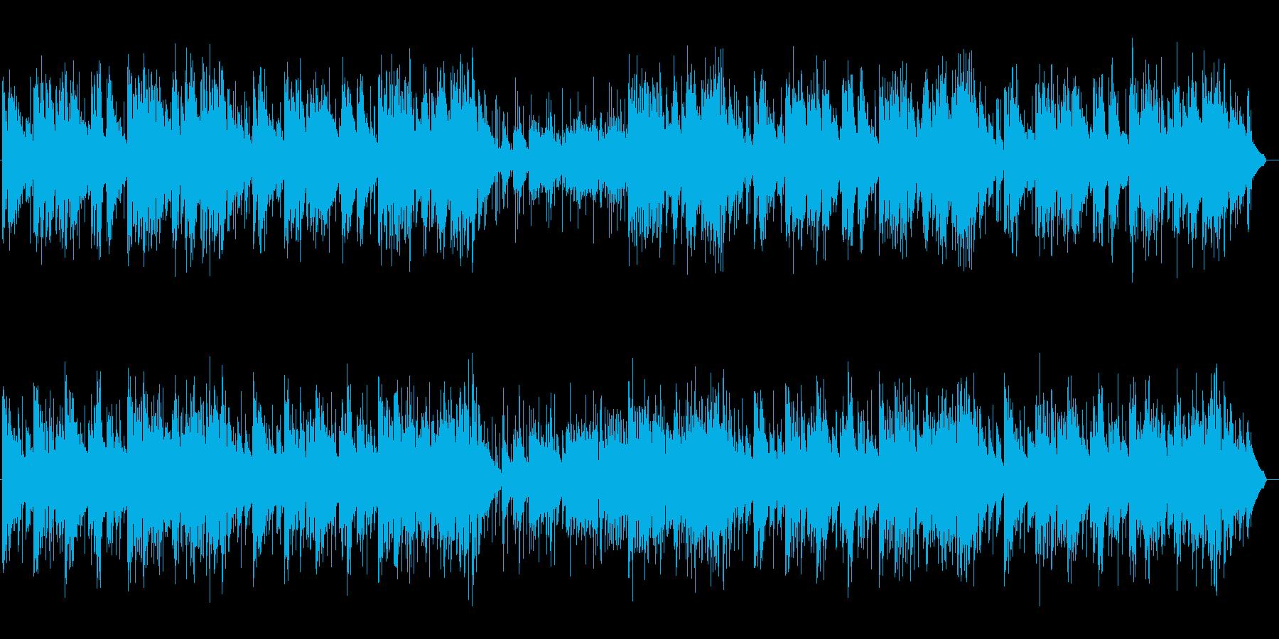 ヴァイブとエレピのラウンジジャズ70'sの再生済みの波形