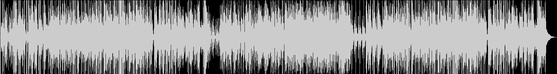 三拍子のオーソドックスジャズ の未再生の波形
