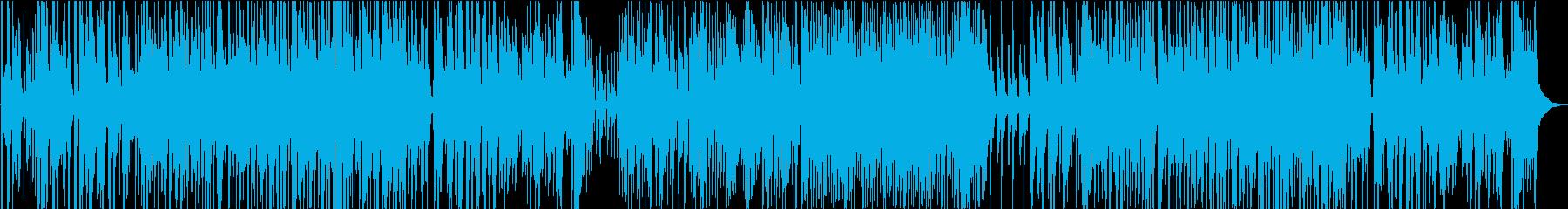 三拍子のオーソドックスジャズ の再生済みの波形