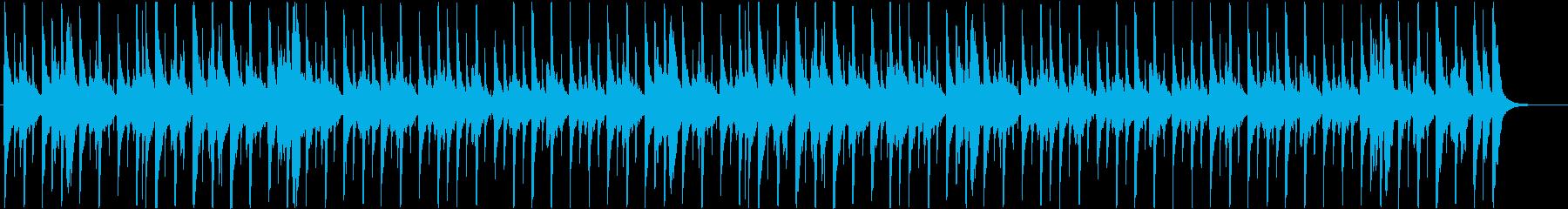ウクレレ 口笛 グロッケン 可愛いの再生済みの波形