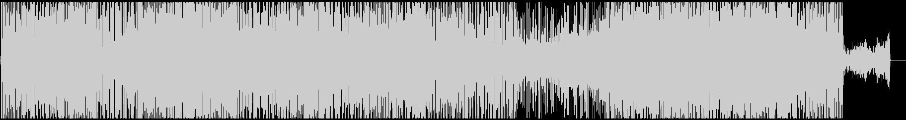UMAの未再生の波形