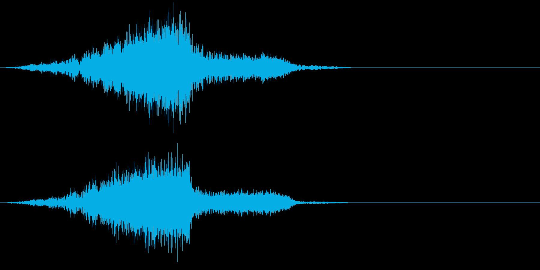 【シネマティック】ライザー_01の再生済みの波形