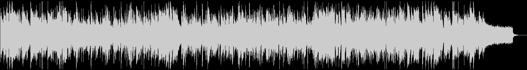超かっこいい高速ジャズ ※60秒版の未再生の波形