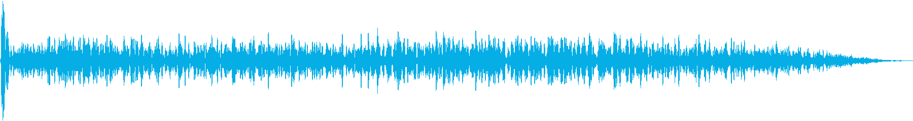 ドッキング解除、圧力解放スペースド...の再生済みの波形