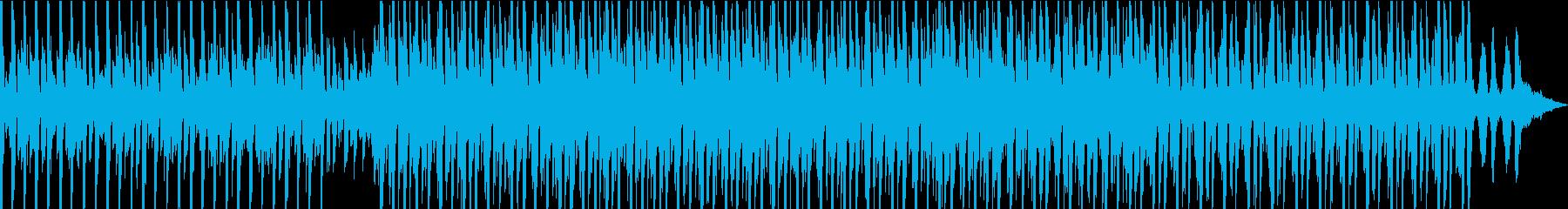 心地よいダンス/ハウス/エレクトロ...の再生済みの波形