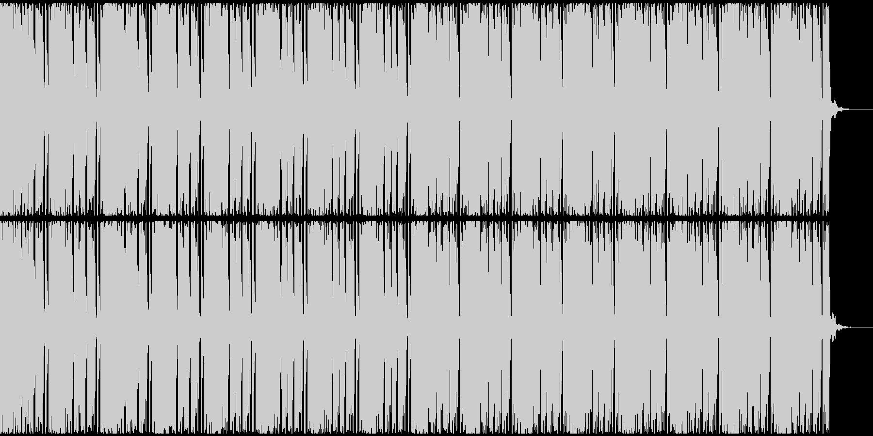【EDM】トランス、ロング8の未再生の波形