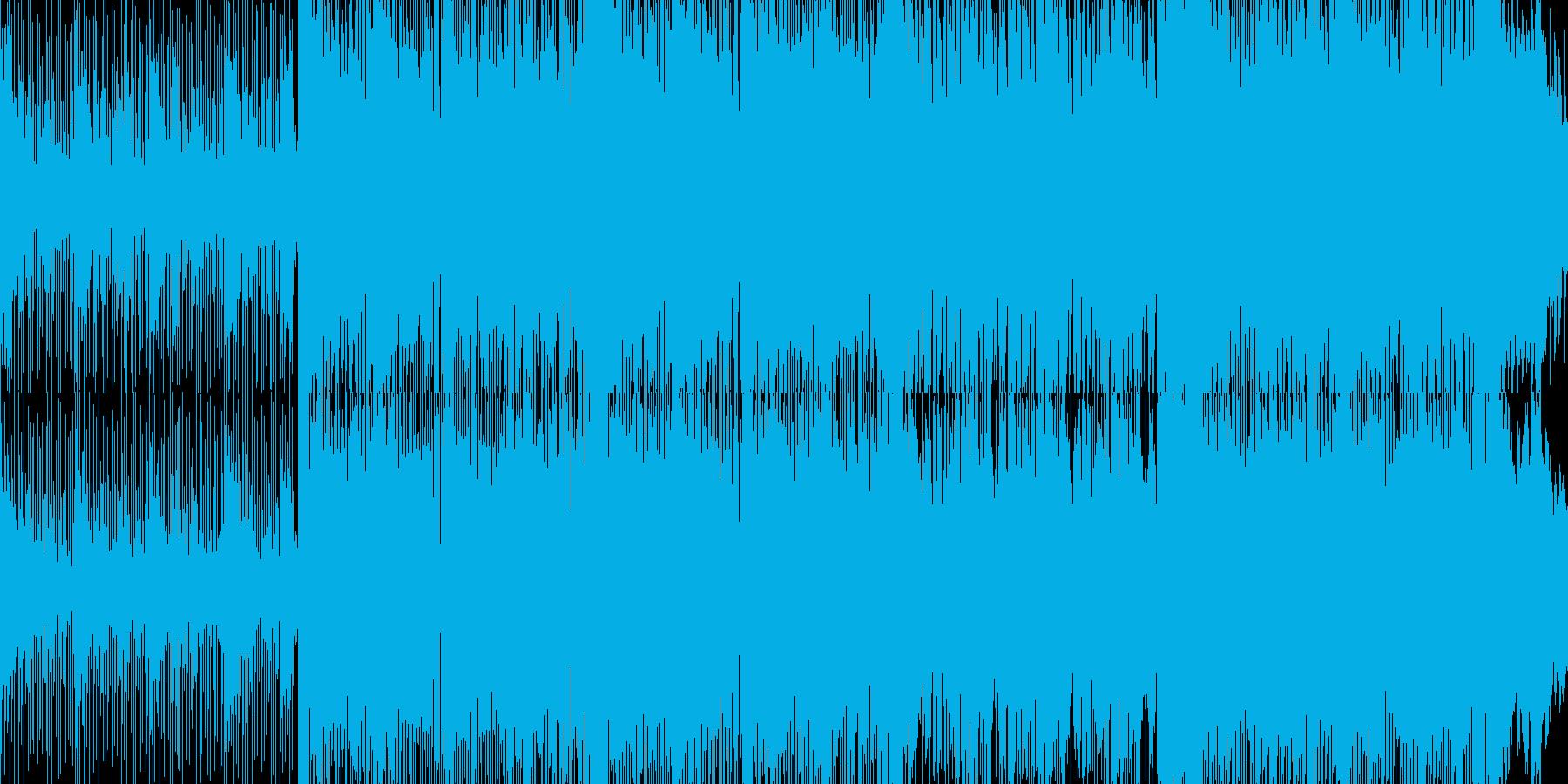その日のピークの日常系インスト■ループ可の再生済みの波形