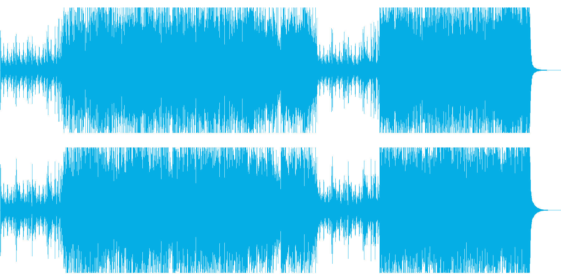 企業/OP/EDに!疾走感!ピアノロックの再生済みの波形