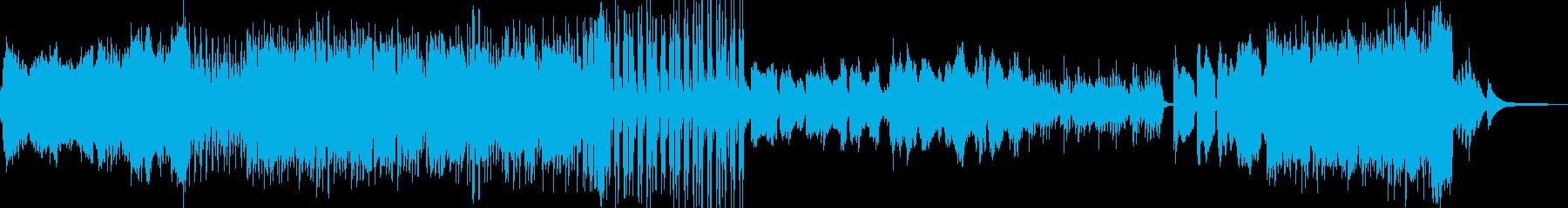 落ち葉が似合うクラシック B2の再生済みの波形