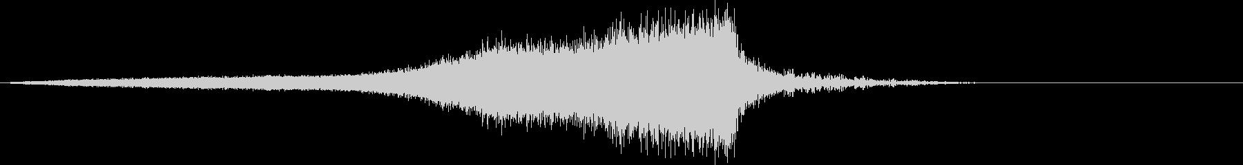 【ライザー】17 エピックサウンド 壮大の未再生の波形