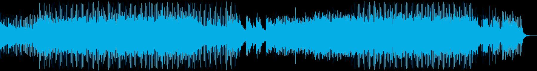 化粧水CMVP透明感ピアノ爽やかAE10の再生済みの波形