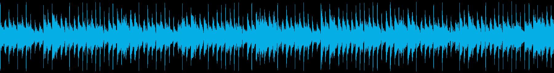 法人 シンセサイザー 電子打楽器 ...の再生済みの波形